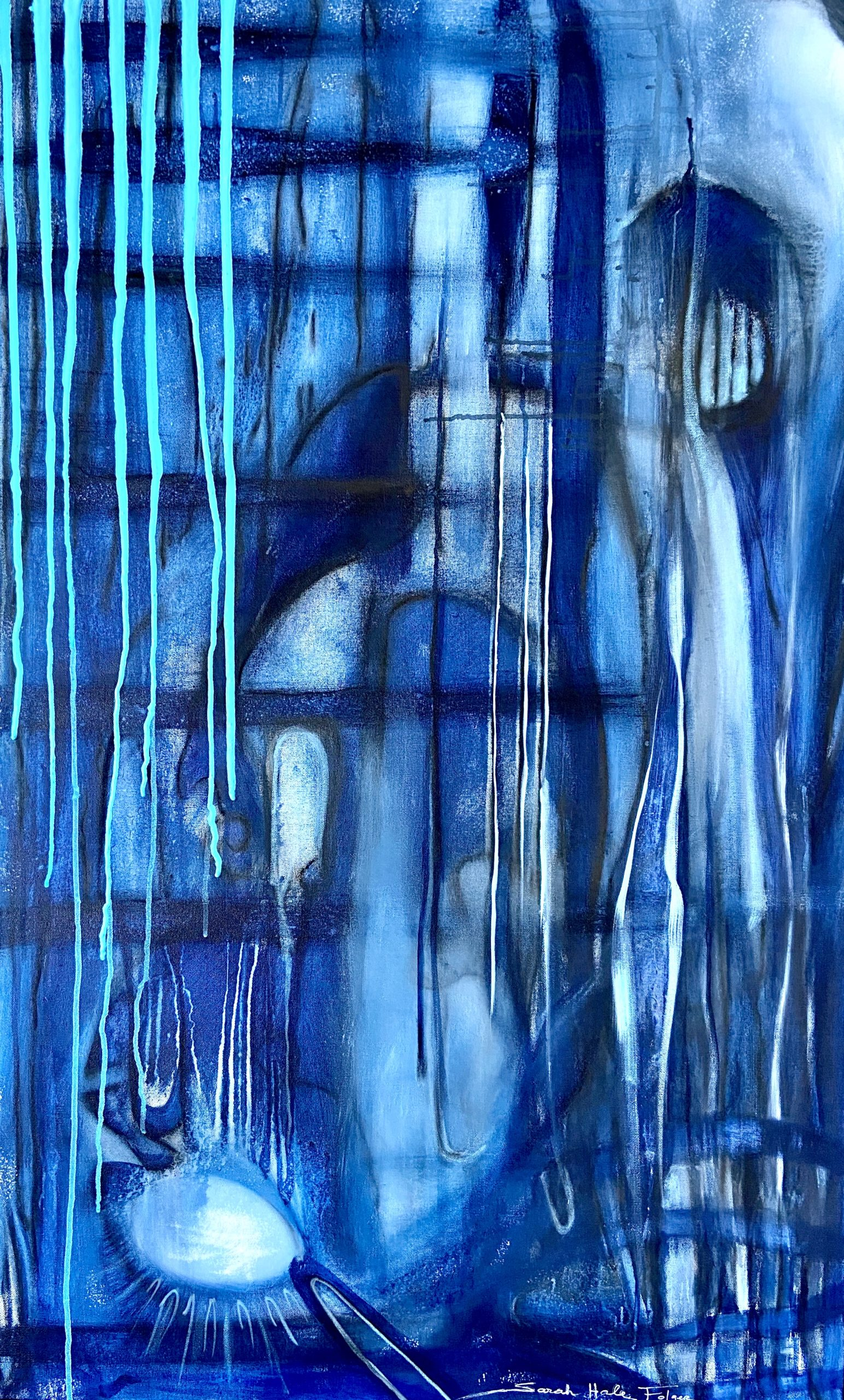 CRESTFALLEN by SARAH HALE FOLGER